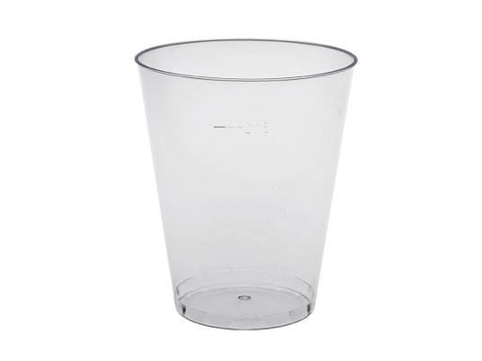 Plastična prozirna čaša Crystal 250ml