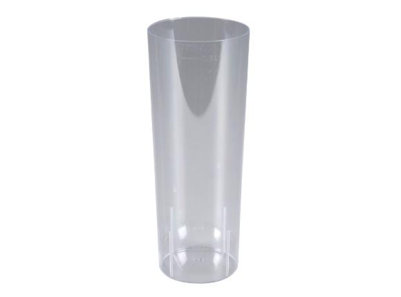PLASTIČNA ČAŠA PROZIRNA CRYSTAL LONG DRINK 300ml